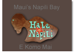 Hali Napili - Visit our Homepage