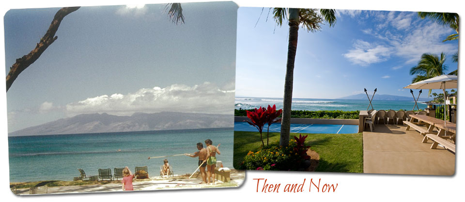 Hale Napili - Before and After